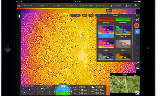 FLIR and Dronesense Partner on Software Platform for First R…