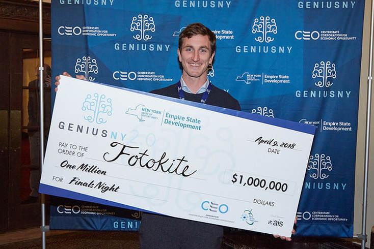 GENIUS NY competition Fotokit