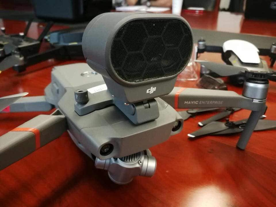 new DJI Mavic 2 Enterprise Edition leak rumor 1