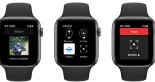Skydio Unveils Apple Watch Integration