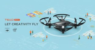 Ryze Tech Launches New Programmable Tello EDU Drone