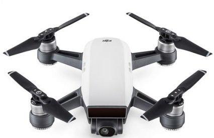 dji spark new drone selfie