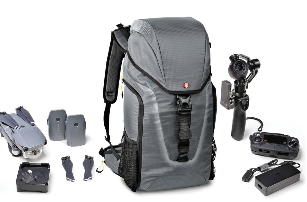 manfrotto aviator hover 25 backpack for drone pilots