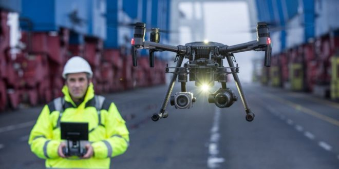 DJI Upgrades M200 Series & FlightHub With Night Flights & BV…
