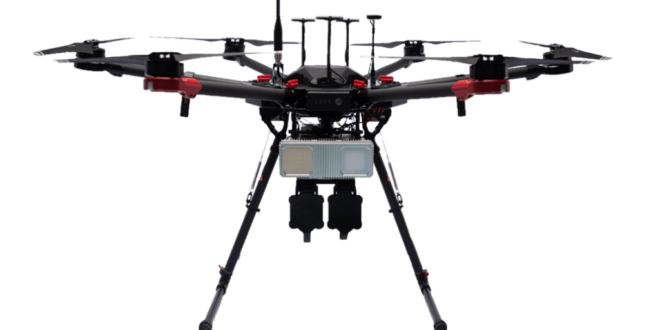 Fortem's DroneHunter Turns DJI's M600 Against Its Own
