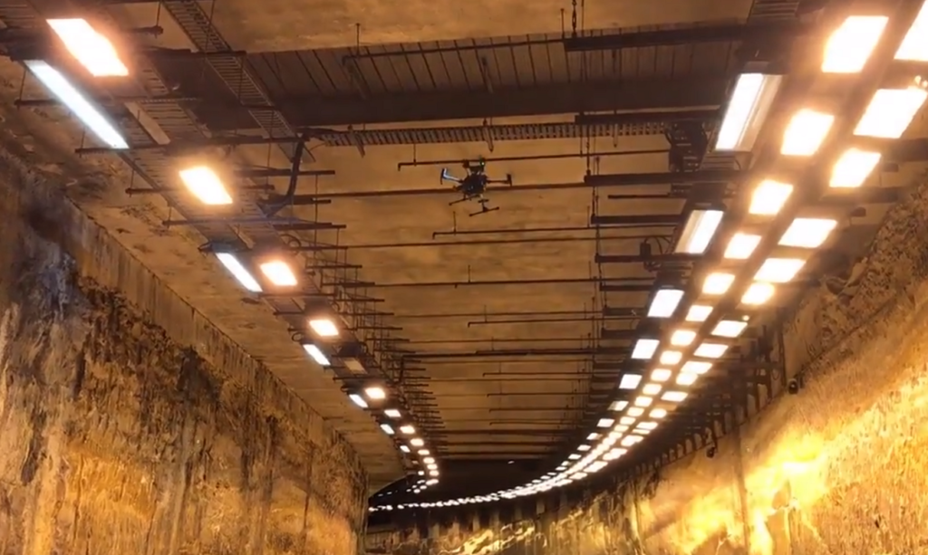 transurban is using drones to support maintenance and construction in the transport industry