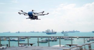 Wilhelmsen and Airbus Launch Singapore Maritime Drone Delive…