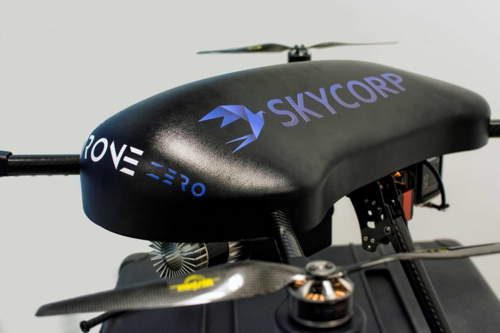e-drone skycorp hydrogen-powered by intelligent energy