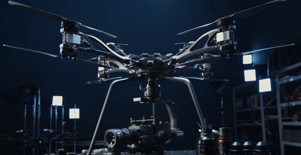 dji storm heavy drone