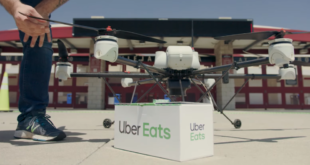 Big Macs From Above: Uber Plans to Deliver McDonald's Via Dr…