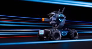 DJI Steps into Educational Market with RoboMaster S1