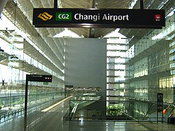 Singapore's Changi Airport Reports 63 Flights Disrupted by D…