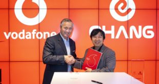 A Closer Look at the Partnership Between Vodafone and EHang