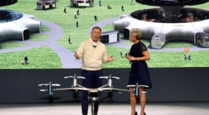 Uber and Hyundai Have Established a Drone Taxi System That J…