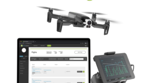 Parrot's ANAFI Drone Levels Up for Commercial Data Requireme…