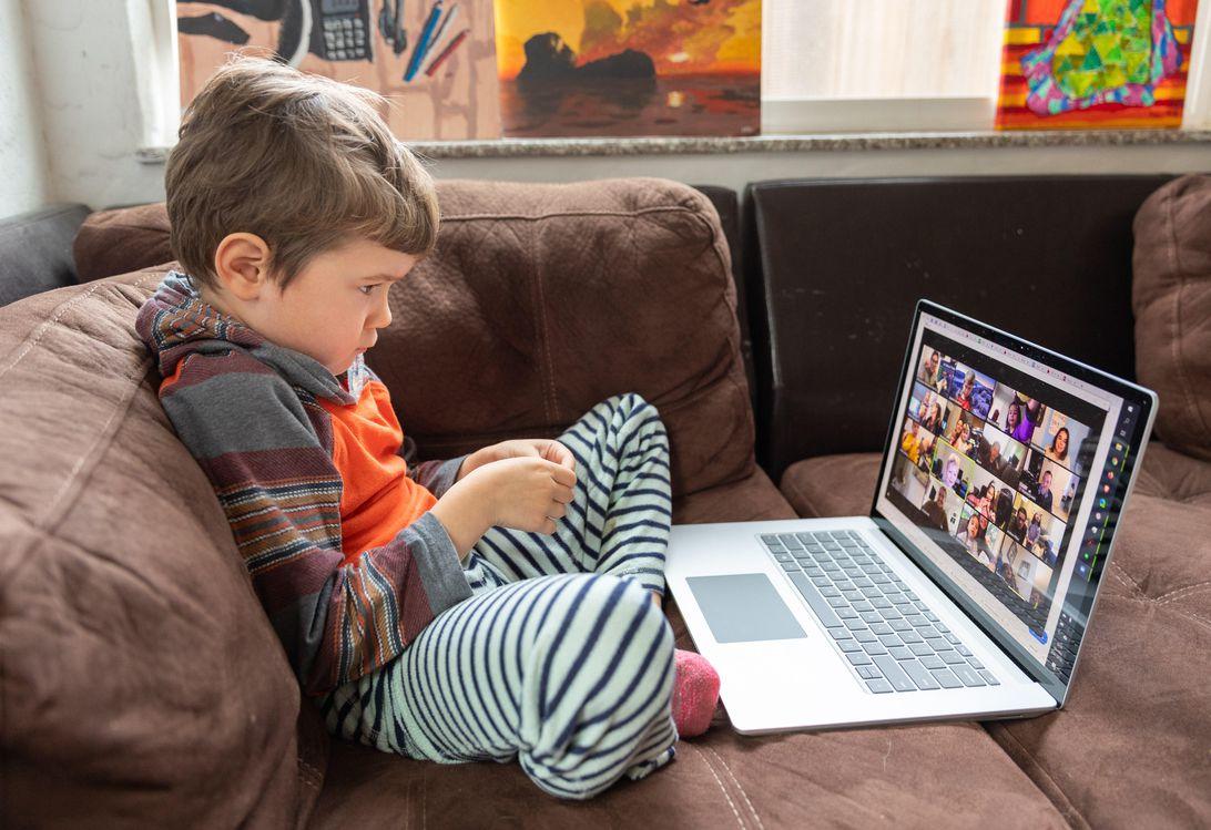 preschool via videoconference