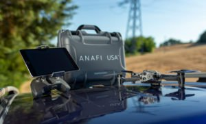 ANAFI USA Targets DJI: the Newest Parrot Drone for Law Enfor…