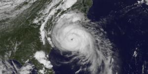 Using Drones for Hurricane Response