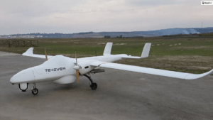 Tekever Expands Drone Surveillance Missions Uav Unmanned Aerial Vehicle