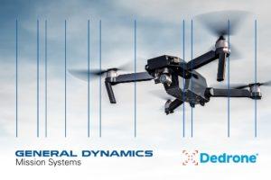 General Dynamics Christmas Bonus 2020 Counter Drone Player Dedrone Partners with General Dynamics