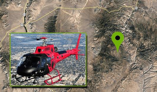 drones in crash site investigation