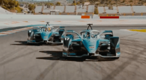 DJI and Mercedes Benz: EQ Formula E Team Racing Team [VIDEO]