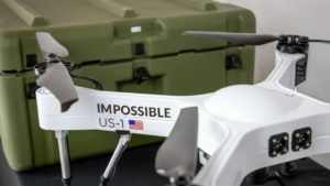 Alpine 4 Impossible Aerospace Acquisition