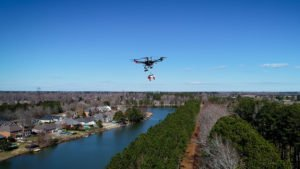 DroneUp and Walmart