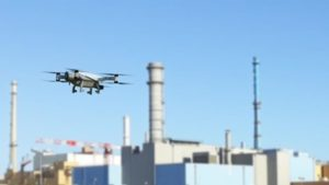 Azur Drones Help Make Nuclear Fuel Sites Safer