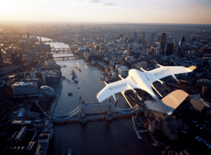 drone delivery investment Wingcopter